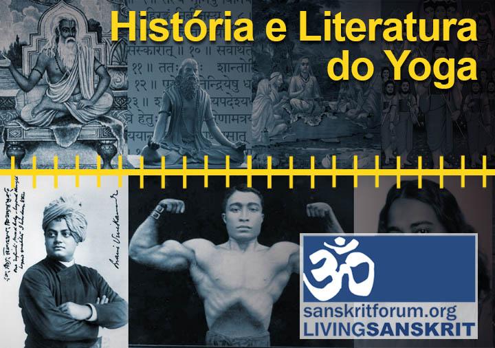 História e Literatura do Yoga